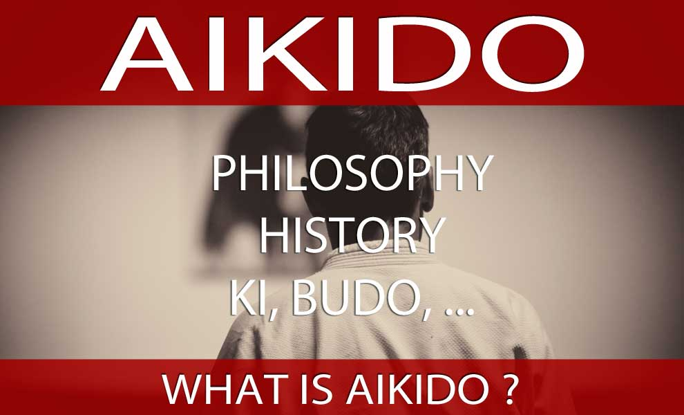 ... Aikido: history and philosophy, the way of centering, development of personality, self defense, zen in motion