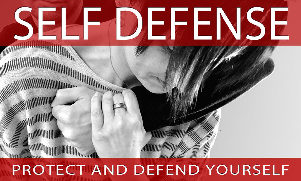 Protect and defend Yourself!