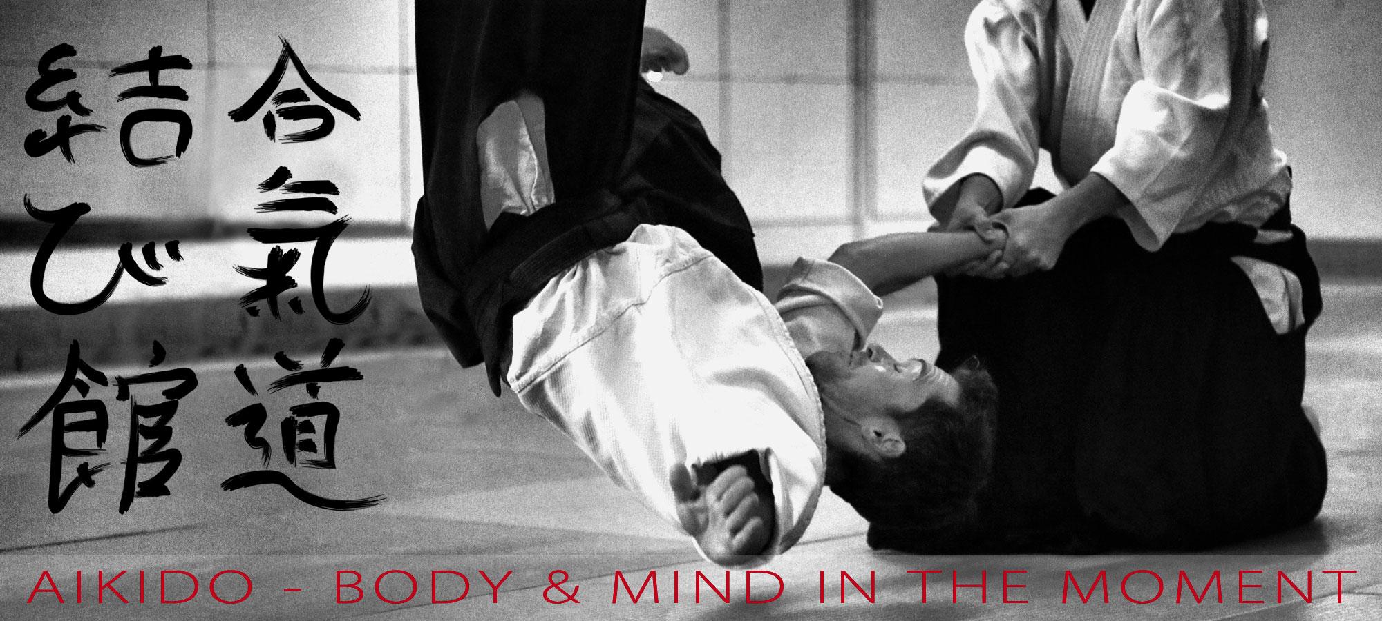 Aikido, die friedliche Kampfkunst, ist ein spannender Weg zu deinem Selbst.